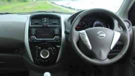 Nissan Sunny 2014 Compare