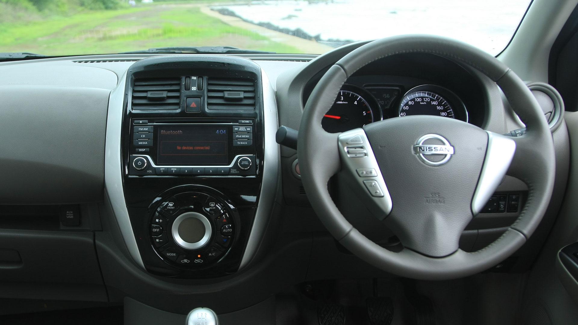 Nissan Sunny 2017 XL Petrol - Price, Mileage, Reviews ...