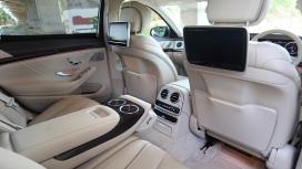 Mercedesbenz-S Class-2014 S350 CDi Interior
