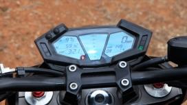 Kawasaki Z800 2014 STD  Compare