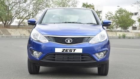 Tata Zest 2014 1.3-litre XTA Quadrajet 90PS Comparo