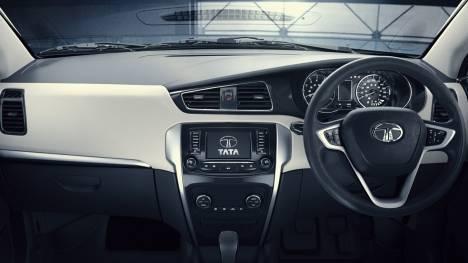 Tata Zest 2014 1.3-litre XTA Quadrajet 90PS Interior