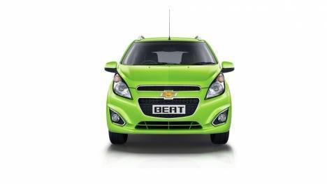 Chevrolet Beat 2017 Diesel Std Comparo