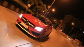 Mercedesbenz-CLA-2014-45 AMG Exterior