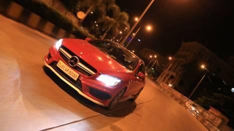 Mercedes-Benz CLA 2017 200 D Sport Exterior