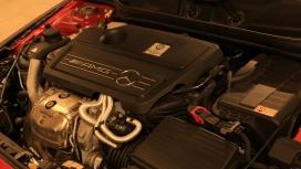 Mercedesbenz-CLA-2014-45 AMG Interior