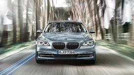 BMW-7-series-2014-Active Hybrid  Exterior