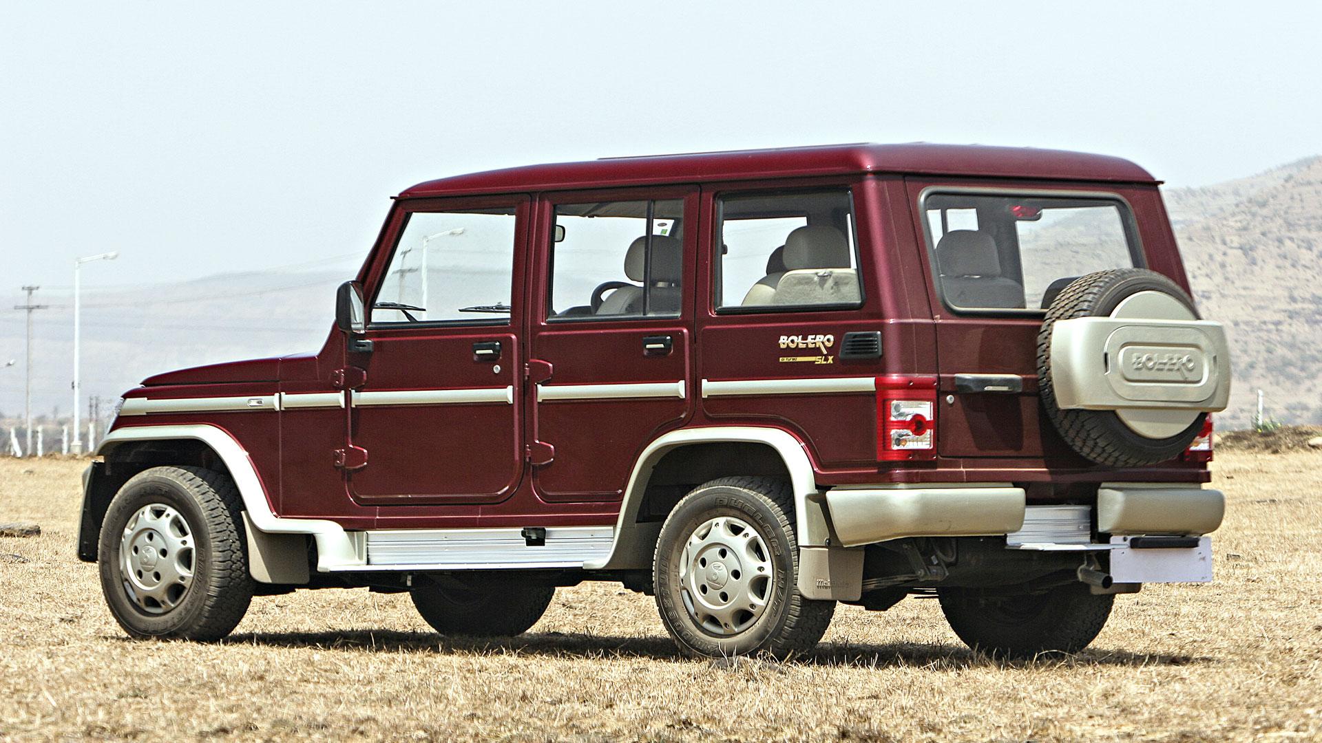 Mahindra-Bolero-2013 Compare Car Photos - Overdrive