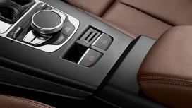 Audi-A3-2014 Interior