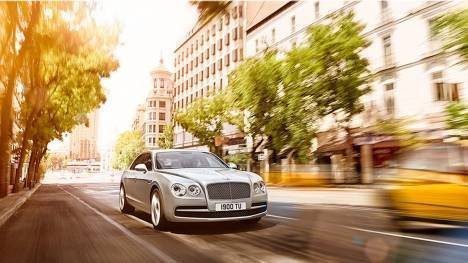Bentley Flying Spur 2014 V8 Exterior