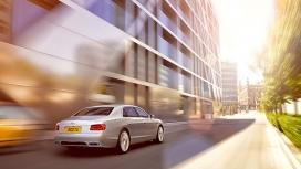 Bentley-Flying-Spur-2014-V8 Exterior