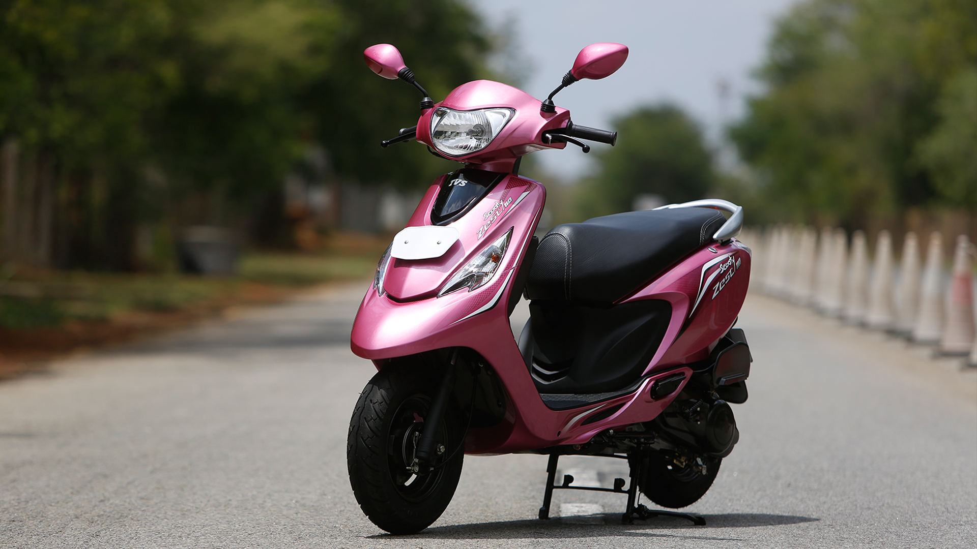 TVS Scooty Zest 110 2014 Price Mileage Reviews Specification