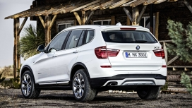 BMW x3 2014 xDrive 20d Expedition Exterior