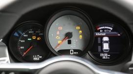 Porsche Macan 2014 S Diesel Interior