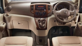 Nissan-Evalia-2014 Exterior