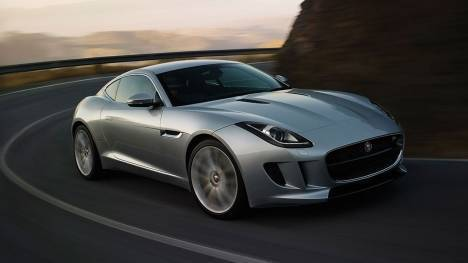 Jaguar F-Type 2014 R 550 PS Exterior