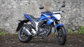 Suzuki Gixxer 2014 STD