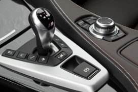 BMW M6 Gran Coupe STD Interior