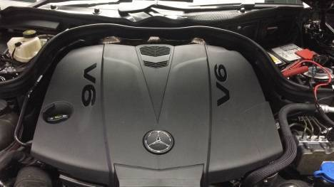 Mercedes-Benz E-Class 2017 E 220d LWB  Interior
