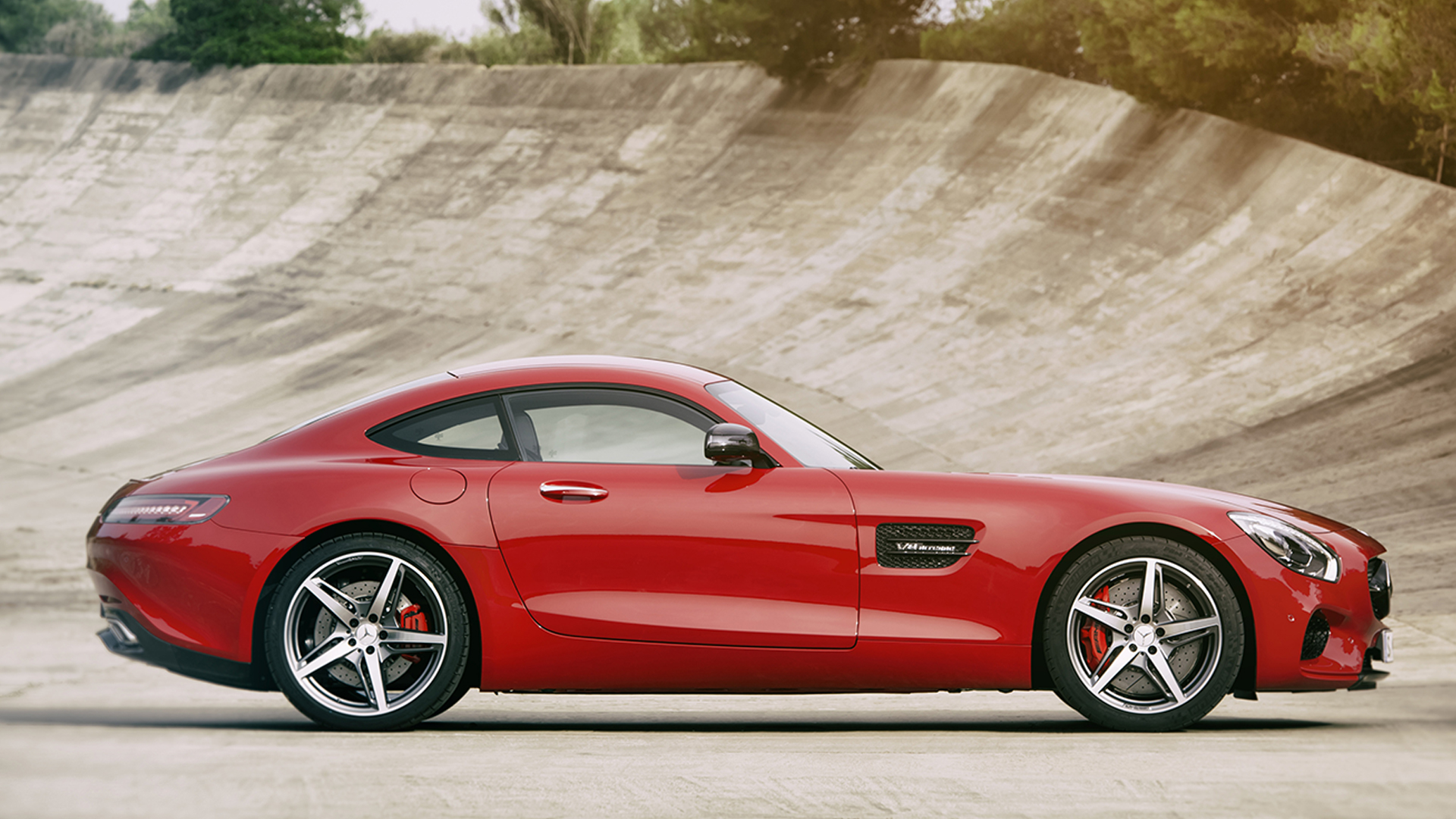 Mercedes Benz GT 2014 AMG S Price Mileage Reviews Specification