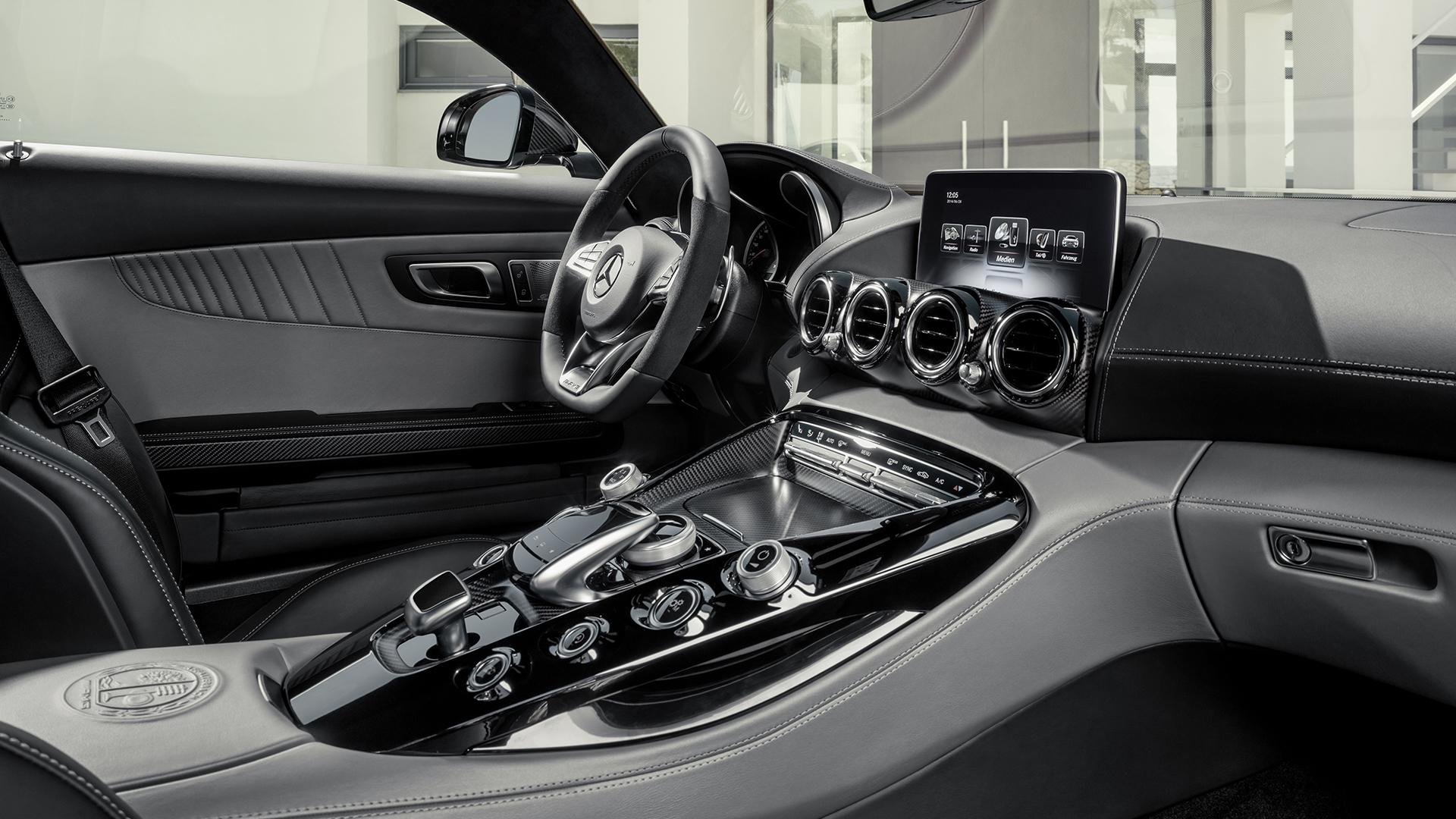 Mercedesbenz-gt-2014 Exterior