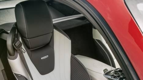 Mercedes-Benz GT 2014 AMG S Interior