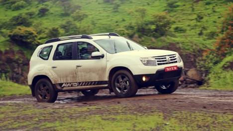Renault Duster 2017 Petrol RxL Exterior