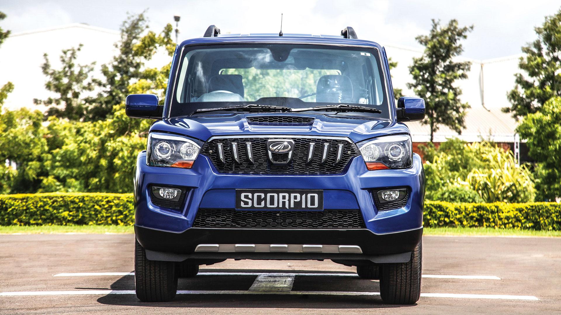 Mahindra Scorpio 2018 Price Mileage Reviews