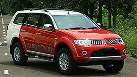 Mitsubishi Pajero Sport 2014   Price, Mileage, Reviews, Specification,  Gallery   Overdrive