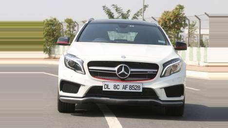 Mercedes-Benz GLA 2017 Diesel Std Comparo