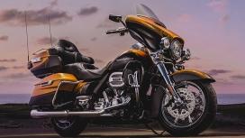Harley-Davidson CVO Limited 2015 STD