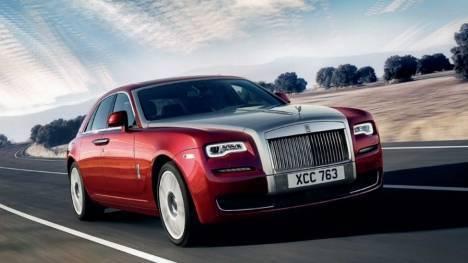 Rolls Royce Ghost Series II 2015 EWB Exterior