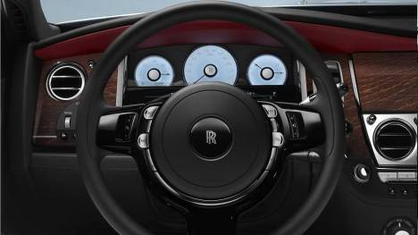 Rolls Royce Ghost Series II 2015 EWB Interior