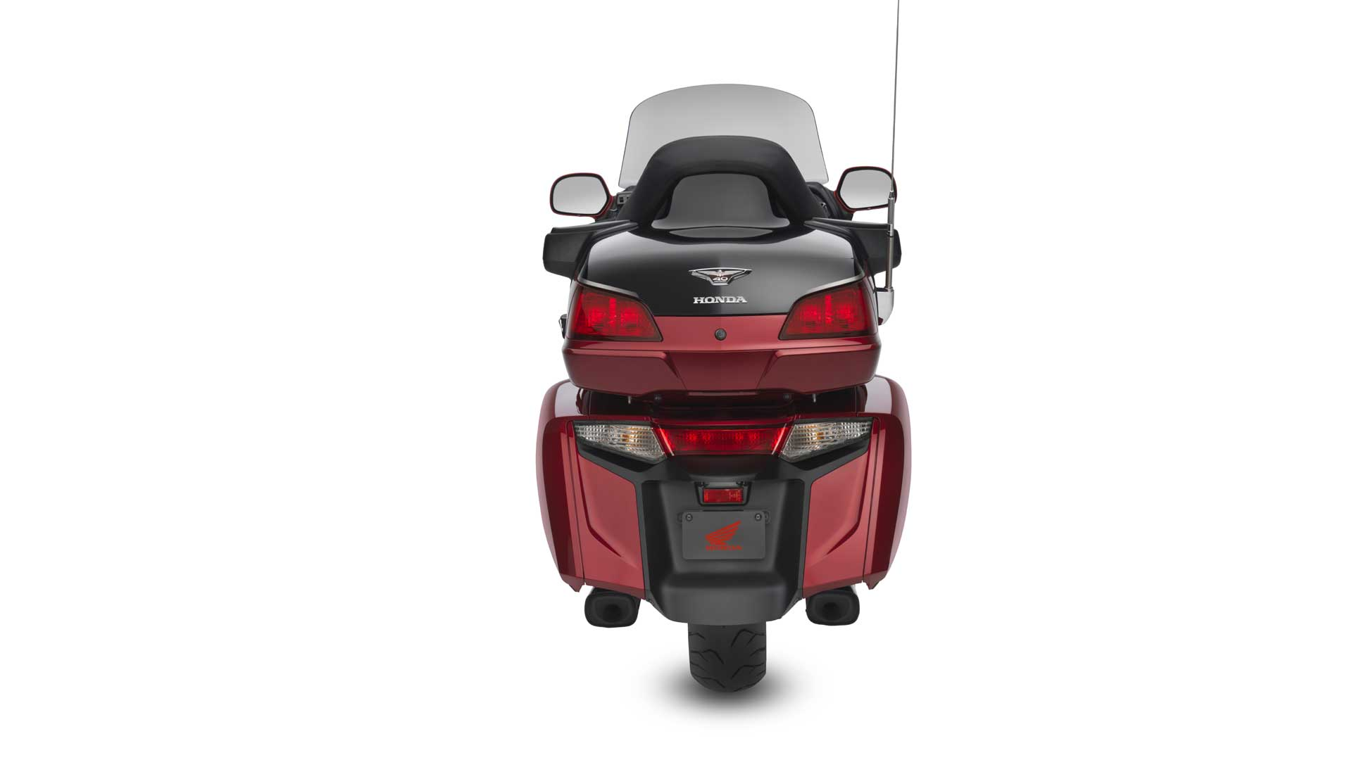 Honda Goldwing 2015 Audio Comfort Exterior