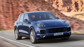 Porsche Cayenne 2018