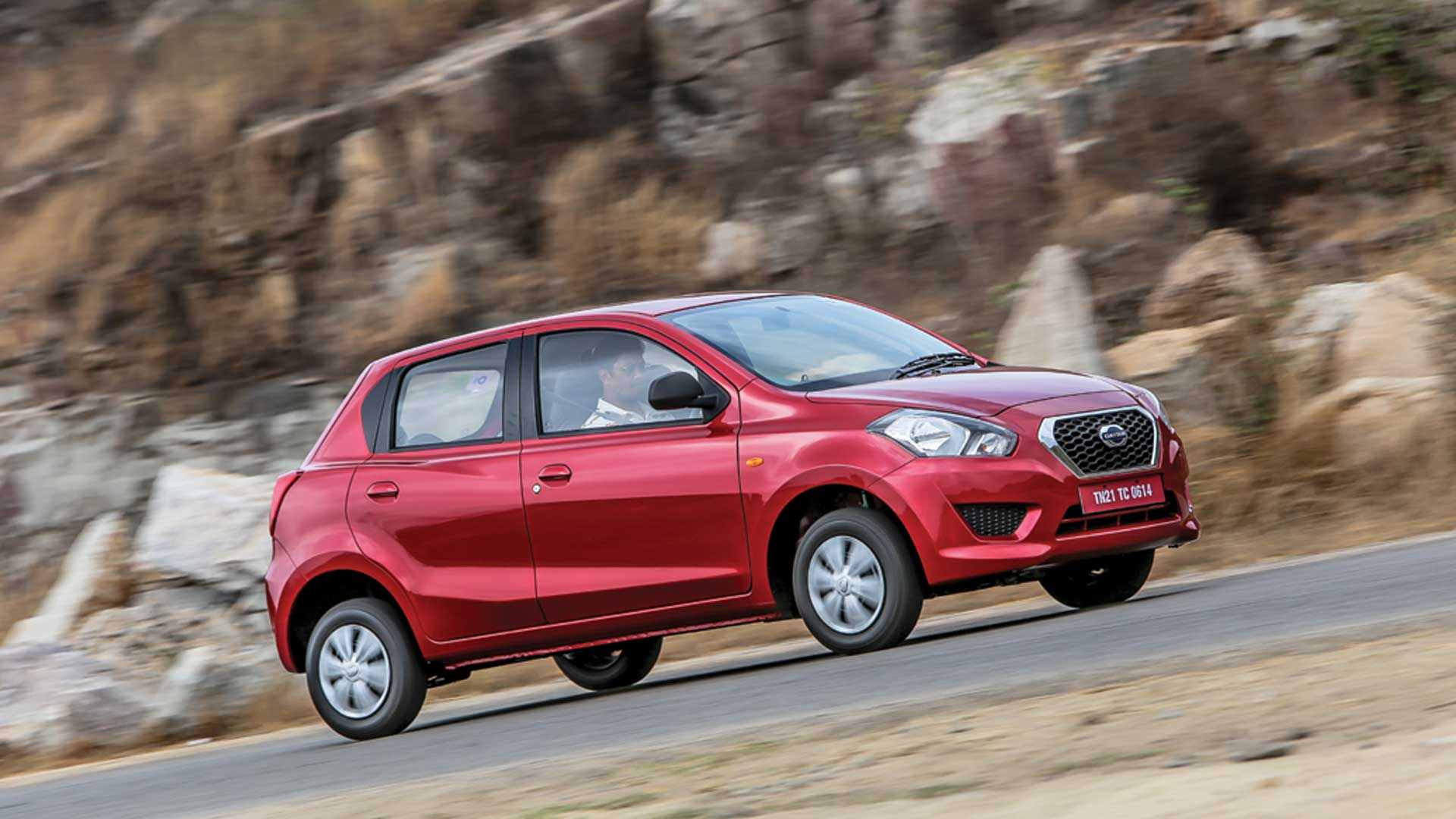 Datsun GO 2015 T Price Mileage Reviews Specification Gallery