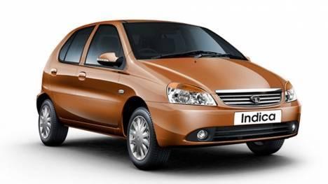 Tata Indica 2013 BS IV LX Exterior