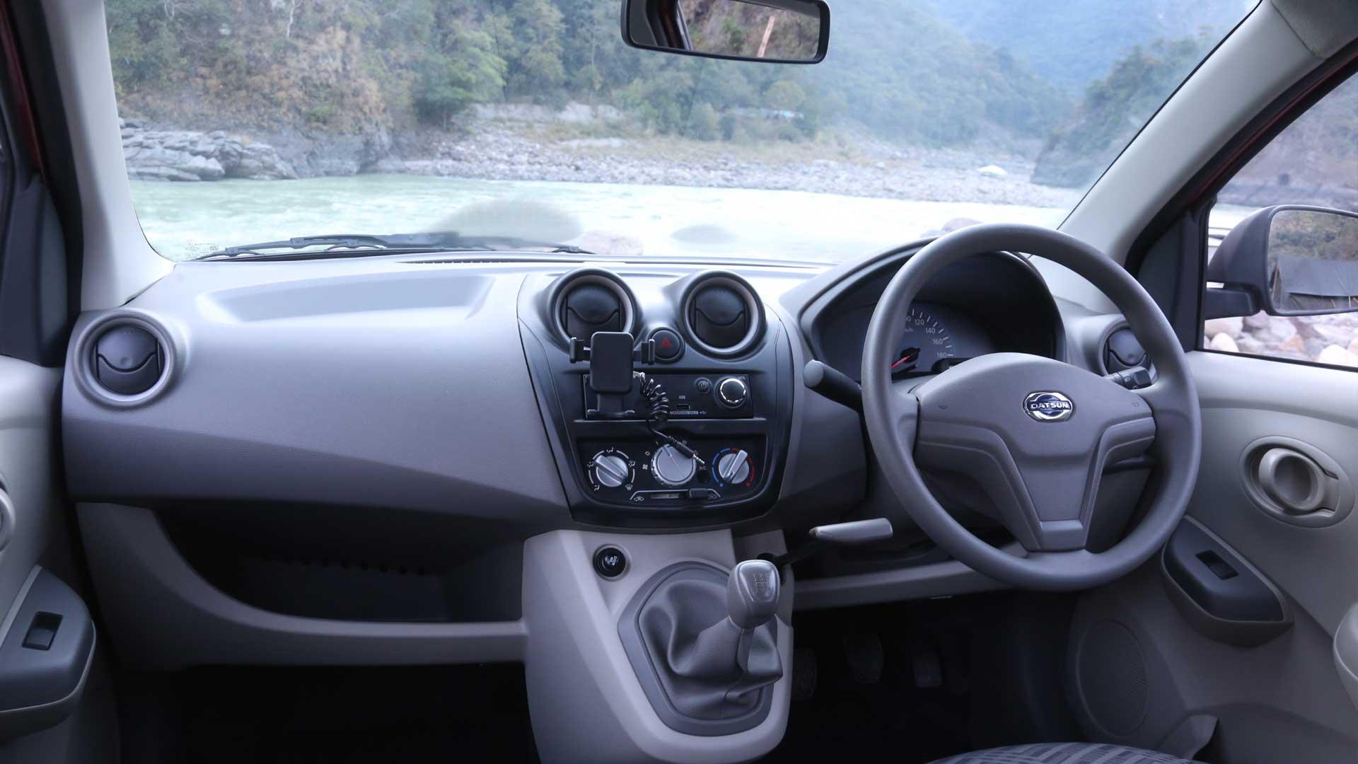 Datsun-go+2015 Exterior