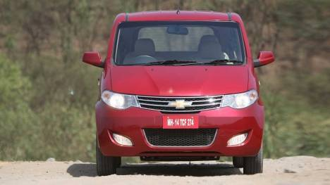 Chevrolet Enjoy 2015 1.4 LS-8 Petrol	 Comparo