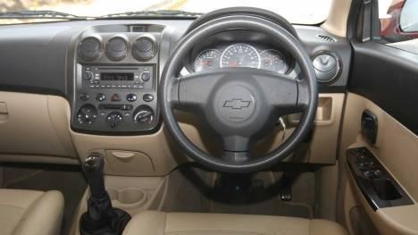 Chevrolet Enjoy 2015 1.4 LS-8 Petrol Interior