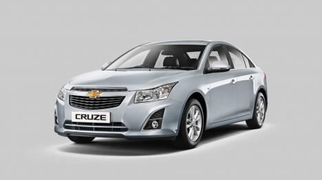 Chevrolet Cruze 2016 AT- LTZ Exterior