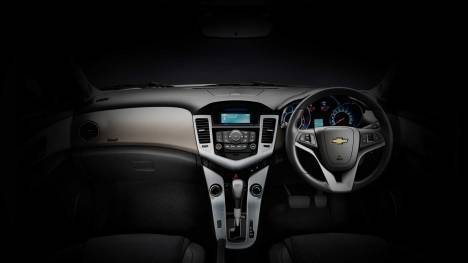 Chevrolet Cruze 2016 AT- LTZ Interior