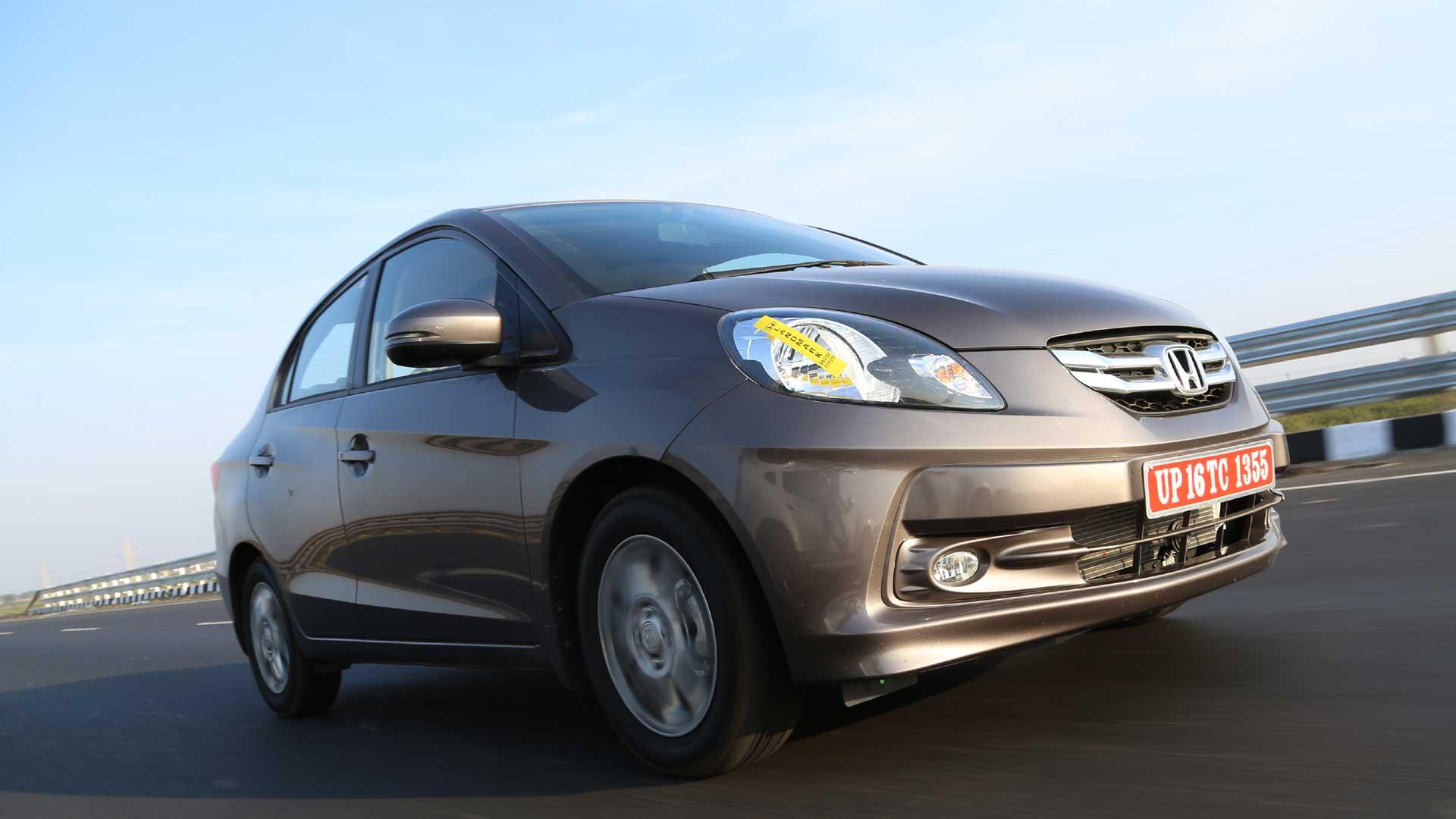 Honda Amaze 2015 Exterior