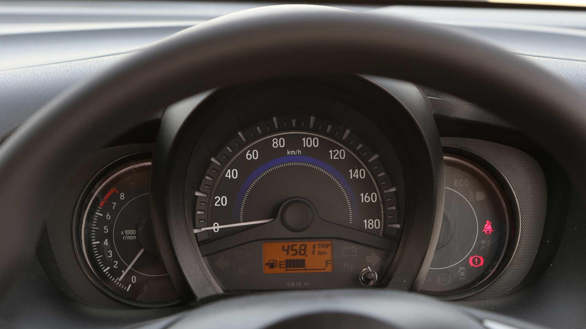 Honda Amaze 2015 interior