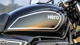 Hero Splendor Pro Classic 2014 STD Exterior