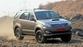 Toyota-fortuner-2015 Exterior