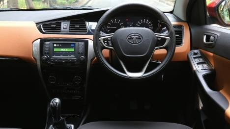 Tata Bolt 2015 1.3 XT Interior
