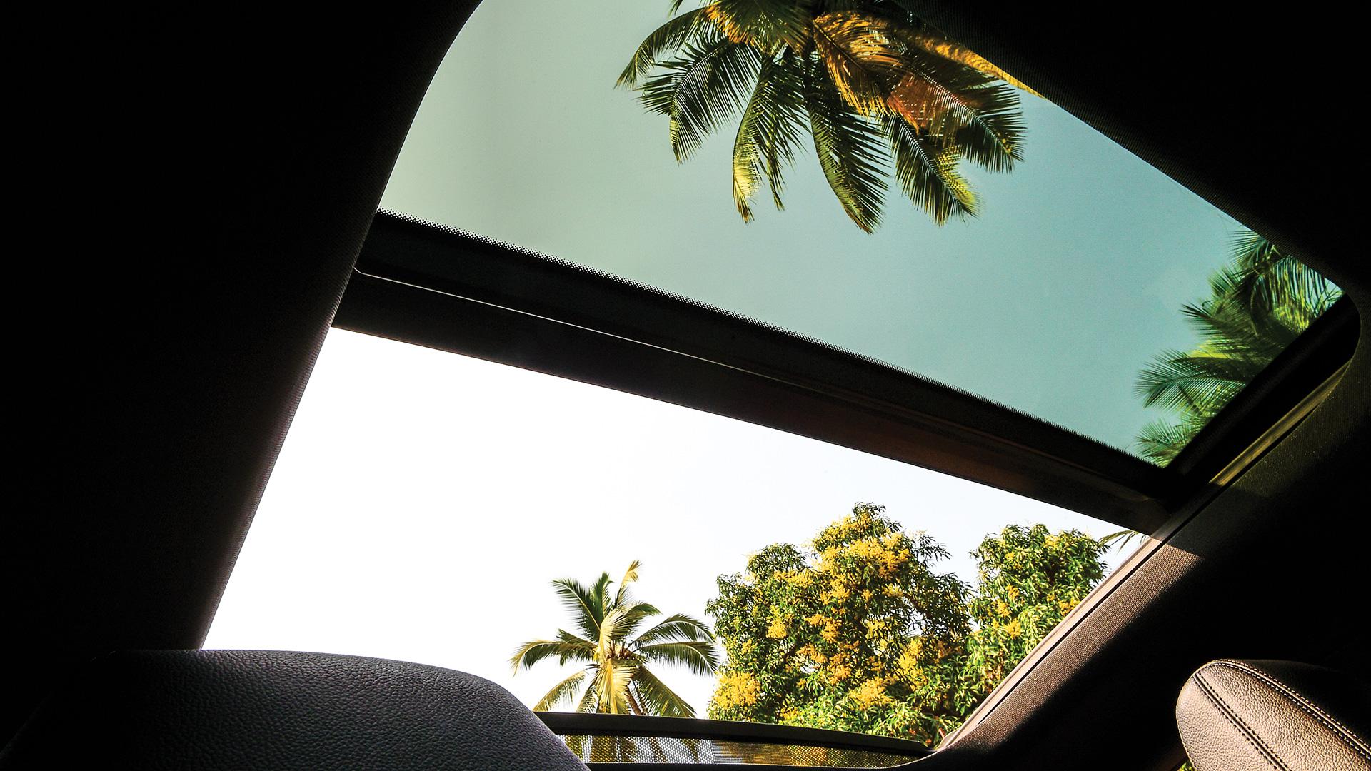 Mercedesbenz-cla-2015 Interior