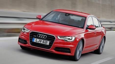 Audi A6 2016 Matrix 35 TFSI Comparo