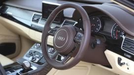 Audi-a8l-2014-60 TDI Interior